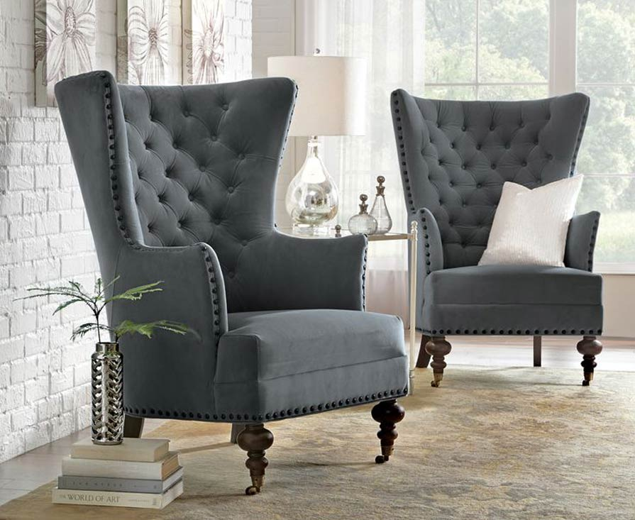 An Accent Chair Hampton Furniture, Accent Chairs For Living Room